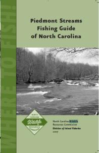 Piedmont Streams Fishing Guide of North Carolina