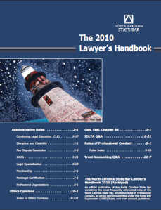The 2010 Lawyer's Handbook